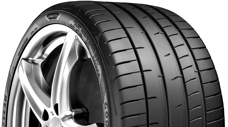 Goodyear Eagle F1 SuperSport: nuova gamma di pneumatici UUHP 10
