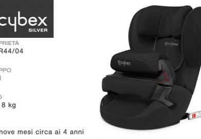 Cybex Juno 2-Fix: eccellente e sicuro seggiolino auto