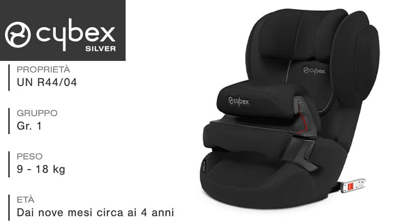 Cybex Juno 2-Fix: eccellente e sicuro seggiolino auto 8