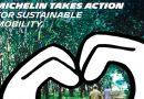 Michelin produrrà pneumatici riciclati entro il 2048