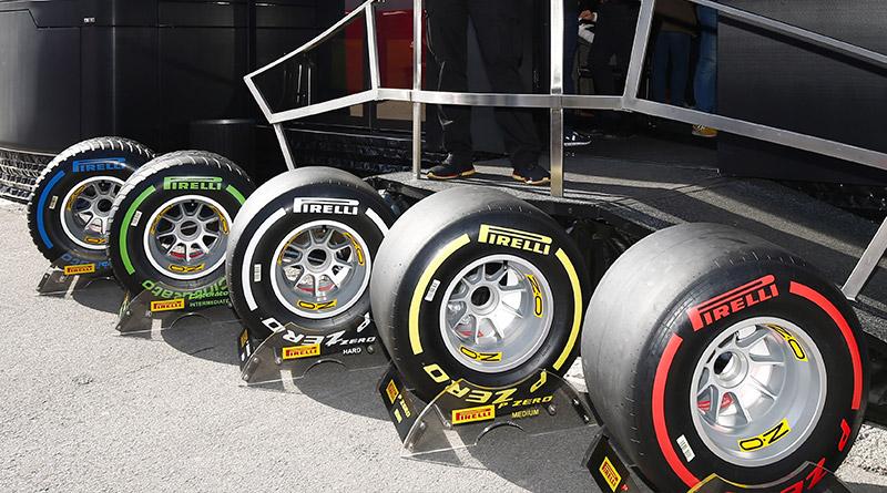 Pneumatici Formula 1 - Tutte le Novità Pirelli 2019 1