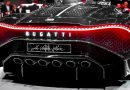 """Bugatti """"La Voiture Noire"""": la Supercar da 16.7 Milioni di Euro"""