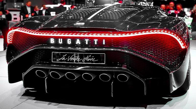 """Bugatti """"La Voiture Noire"""": la Supercar da 16.7 Milioni di Euro 2"""