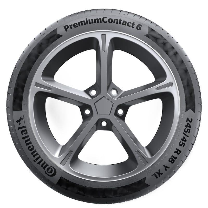 "Continental PremiumContact 6: AutoBild lo nomina ""esemplare"" 1"