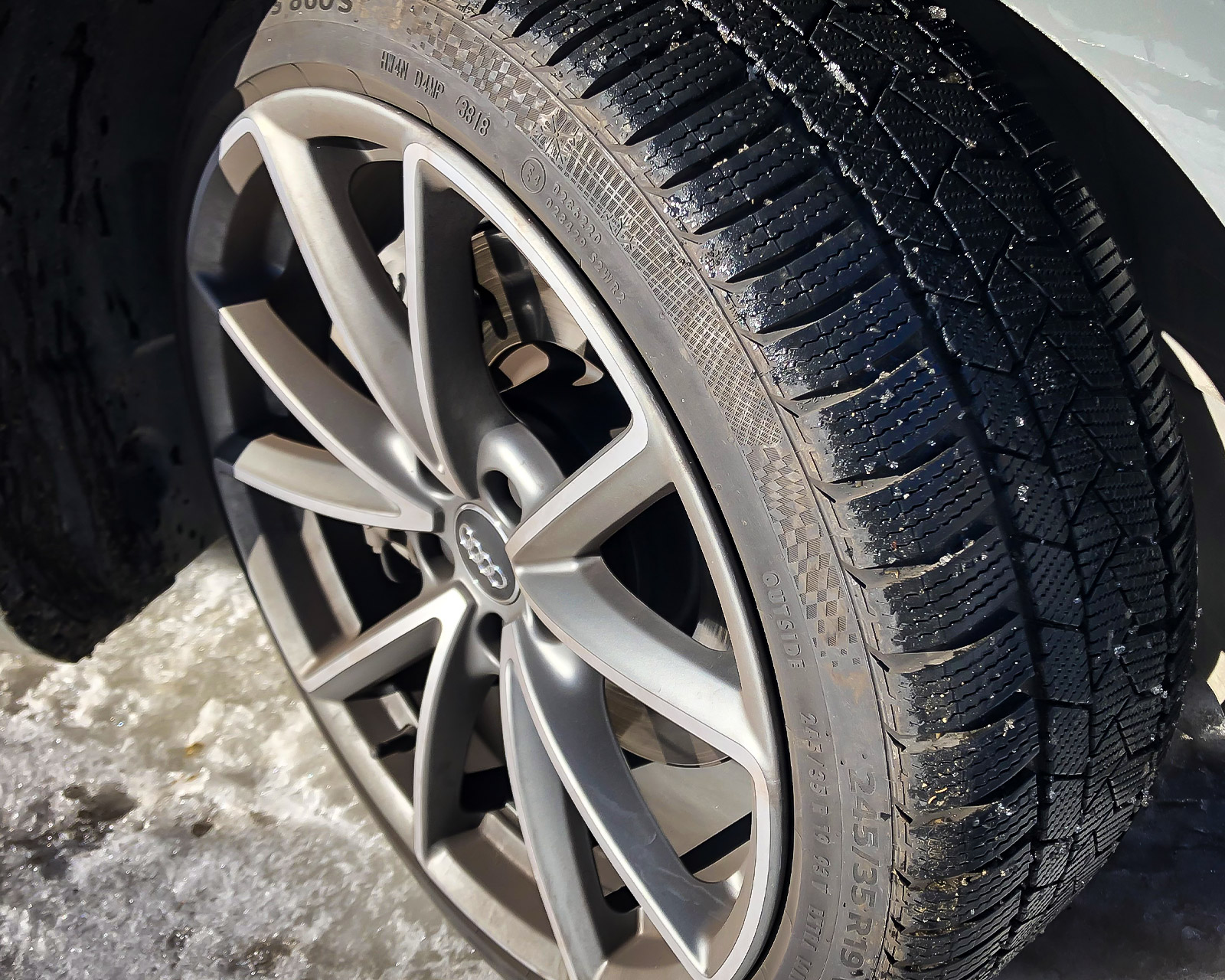 "Continental WinterContact TS 860 S: Gomme Invernali ""Super Sport"" 4"