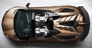 Lamborghini Aventador SVJ Roadster: Scoperta Estrema 7