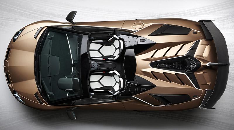 Lamborghini Aventador SVJ Roadster: Scoperta Estrema 3