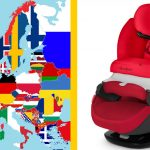 Sicurezza in Auto: Seggiolini Bambini, Come funziona in Europa
