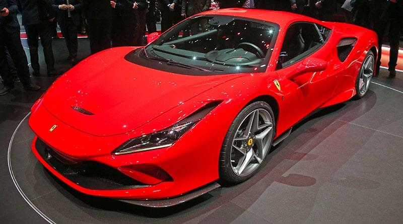 Ferrari F8 Tributo: CARATTERISTICHE TECNICHE [VIDEO] 3
