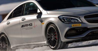 AMG Driving Accademy Italia: arriva la collaborazione con Pirelli 5