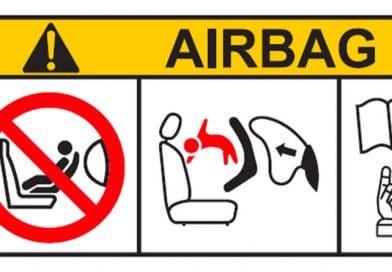 Seggiolini Bambini Auto: DISATTIVARE Airbag Passeggero