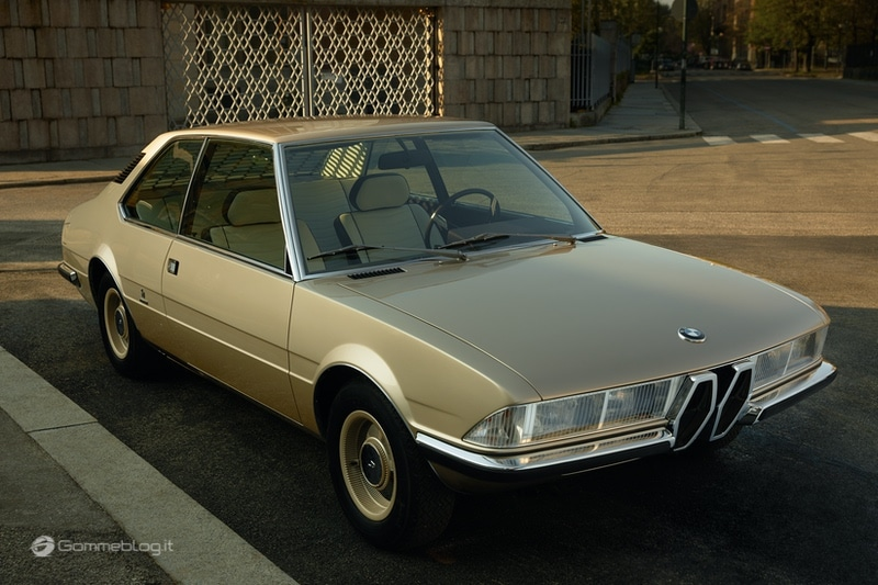 BMW Garmisch. Omaggio al Concept Perduto nel 1970 [VIDEO] 1