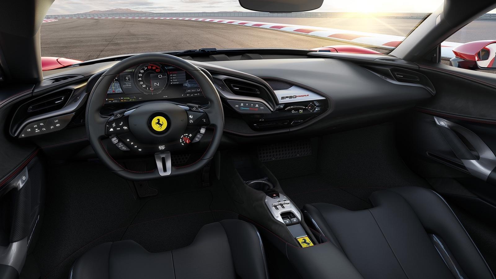 Ferrari SF90 Stradale – 1000 CV Hybrid (0-100 in 2.5 sec) 4