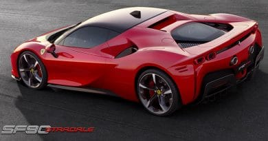 Ferrari SF90 Stradale – 1000 CV Hybrid (0-100 in 2.5 sec) 1