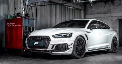 ABT Tuning: Audi RS5-R Sportback da 530 CV 14