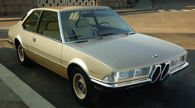 BMW Garmisch. Omaggio al Concept Perduto nel 1970 [VIDEO] 2