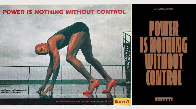 """Pirelli: da 25 anni """"la potenza è nulla senza il controllo"""" 4"""