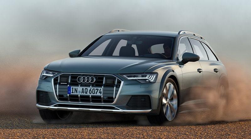 Nuova Audi A6 allroad quattro: prestazioni e look all terrain 4