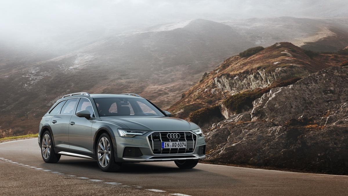 Nuova Audi A6 allroad quattro: prestazioni e look all terrain 1