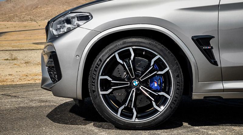 MICHELIN Pilot Sport 4S ★ scelto per le nuove BMW X3 M e X4 M 1