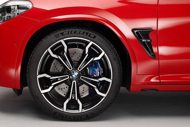 MICHELIN Pilot Sport 4S ★ scelto per le nuove BMW X3 M e X4 M 2