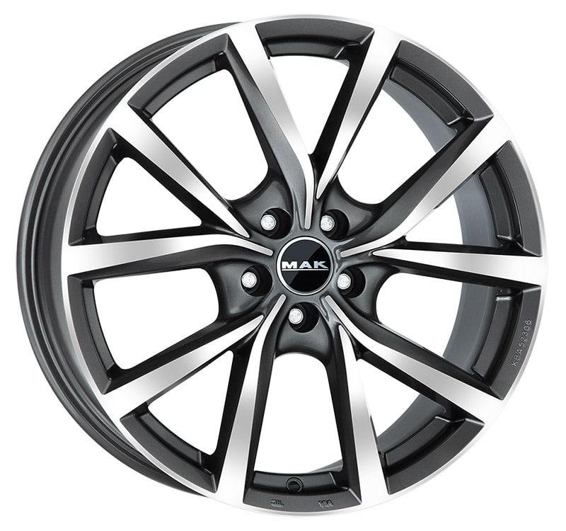 Cerchi in Lega SUV: Nuovi MAK Polaris 2