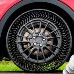 Michelin UPTIS: il pneumatico senza aria è realtà
