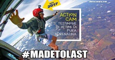 Michelin #MADETOLAST: fatto per durare 4