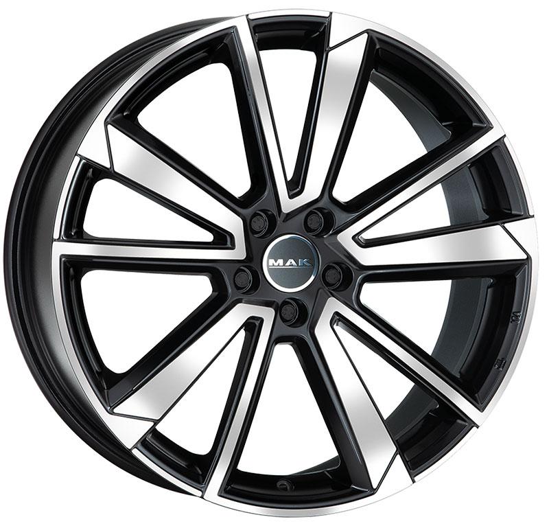 Cerchi in Lega Volvo: Nuovi MAK FIVESTAR (2019) 1