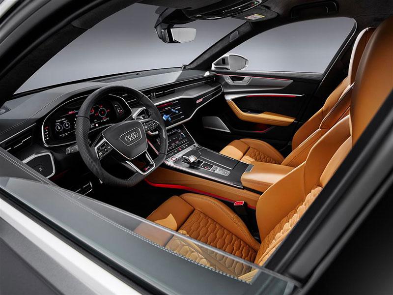 2020 Audi RS6: La nuova HYPER Station Wagon 2