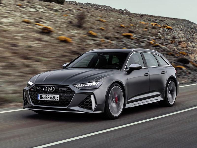 2020 Audi RS6: La nuova HYPER Station Wagon 1