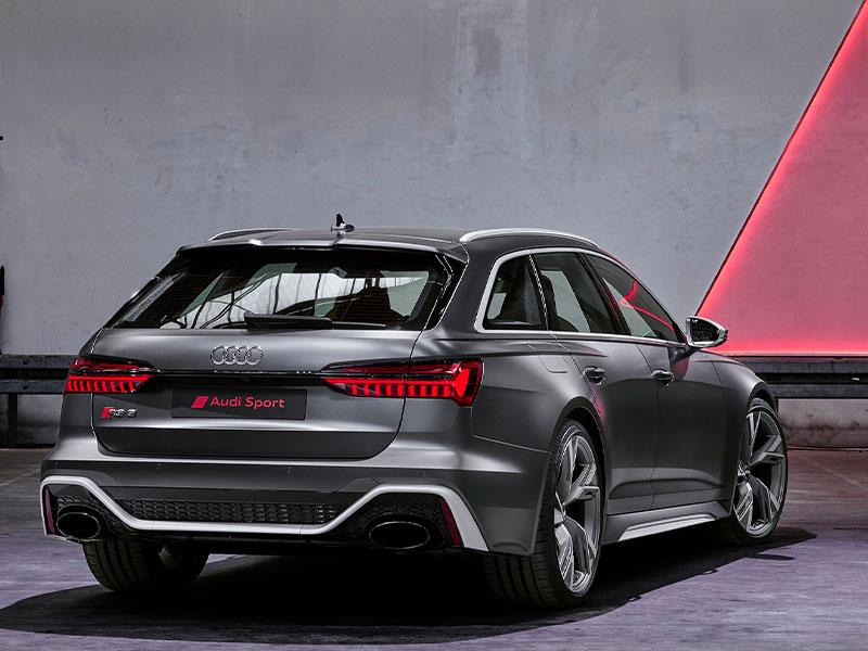 2020 Audi RS6: La nuova HYPER Station Wagon 4