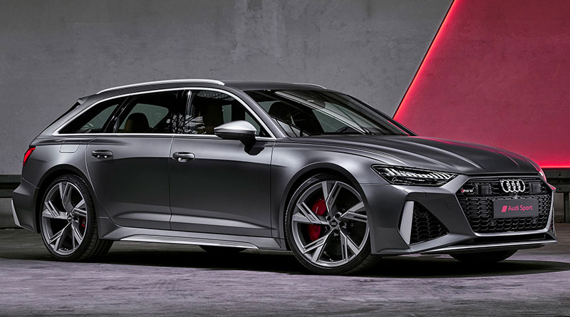 2020 Audi RS6: La nuova HYPER Station Wagon 3