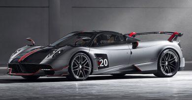 Pirelli P Zero Trofeo R: la gomma pensata per la Pagani Huayra Roadster BC