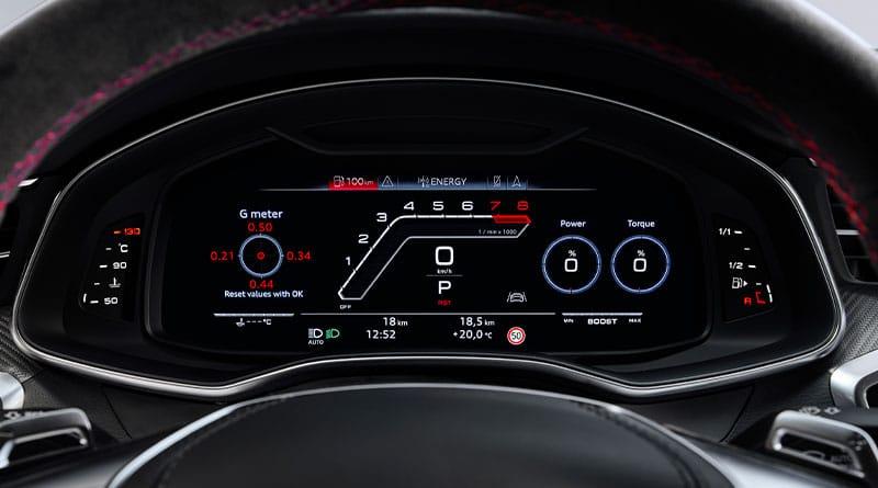 Nuova Audi RS 7 Sportback: la Gran Turismo da 600 CV 4