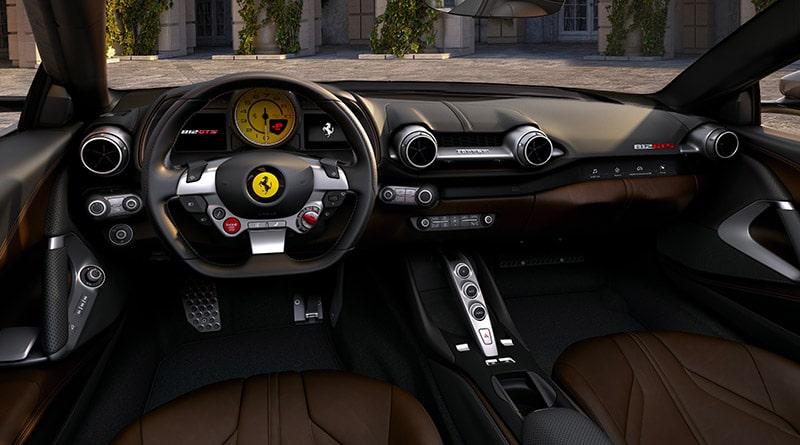 Ferrari 812 GTS: il ritorno della Spider con Motore V12 3