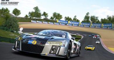 Michelin e Playstation Gran Turismo: i Pneumatici ora sono Realistici 20
