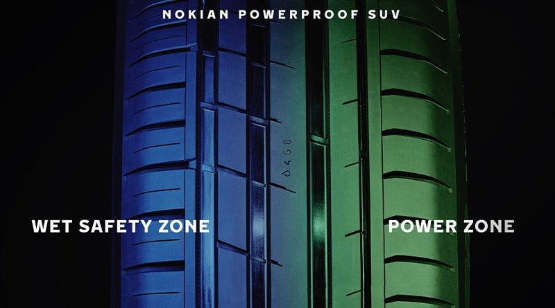 Pneumatici Estivi SUV 2020: nuovi Nokian Powerpoof e Nokian Wetproof 1