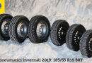 Test TCS Pneumatici Invernali 2019: ATTENZIONE AL BAGNATO