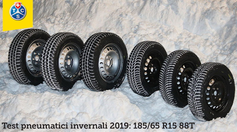Test TCS Pneumatici Invernali 2019: ATTENZIONE AL BAGNATO 4