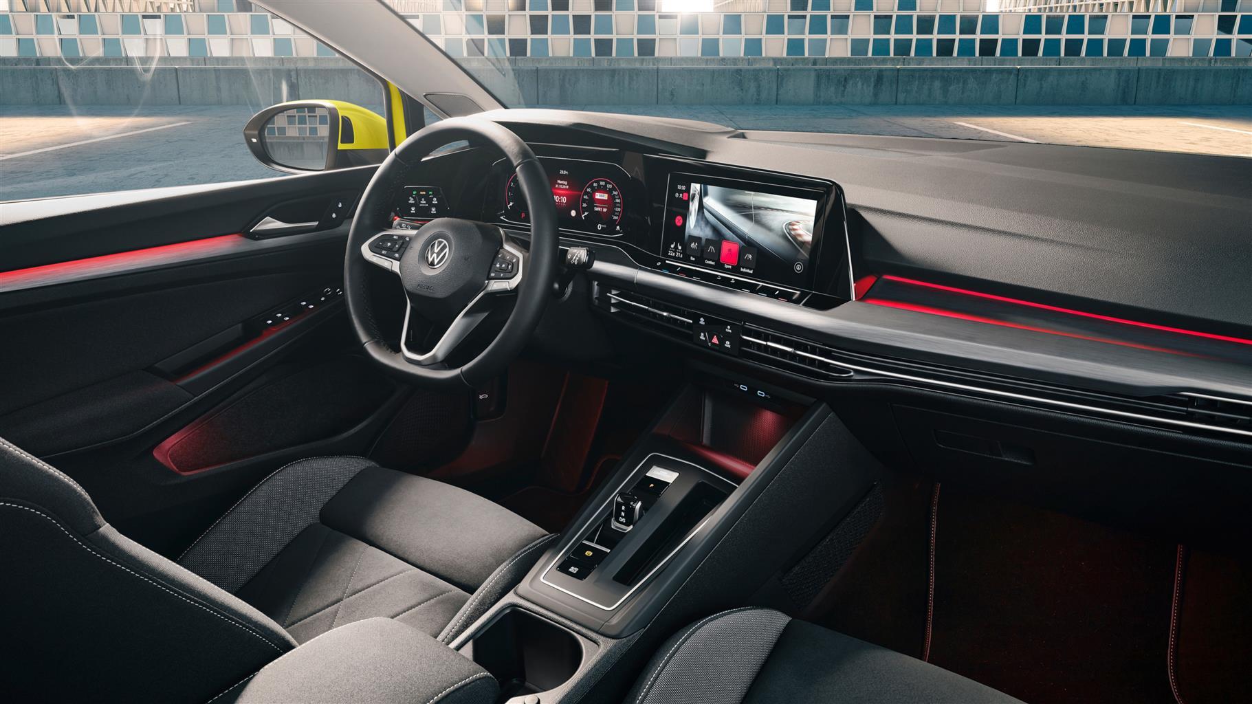 Volkswagen Golf 8 - Più innovativa che mai 2
