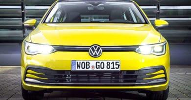 Volkswagen Golf 8 – Più innovativa che mai