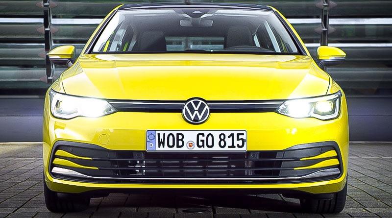 Volkswagen Golf 8 - Più innovativa che mai 1