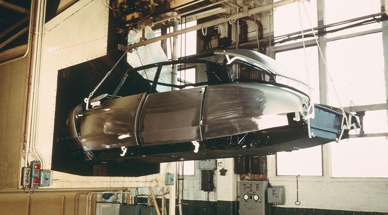 DS19: come nasce l'auto del segreto 1