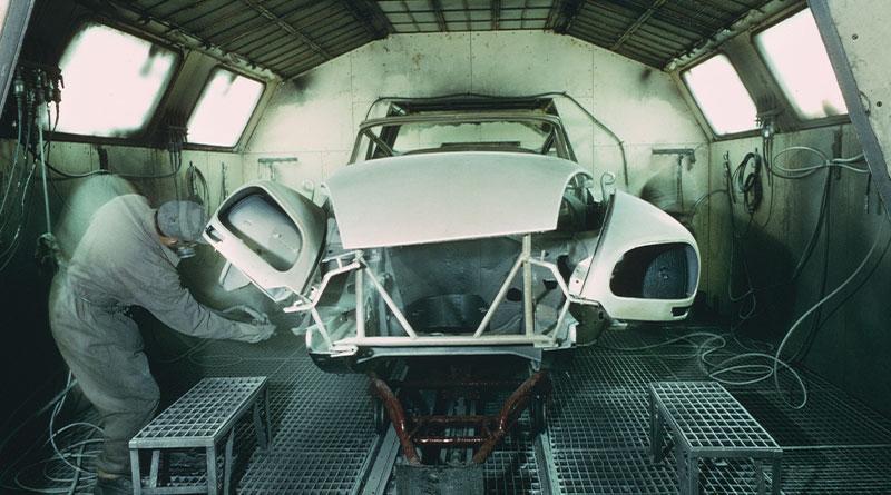 DS19: come nasce l'auto del segreto 2