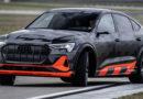 Audi e-tron S: La nuova anti Tesla con 503 CV e 973 Nm di coppia