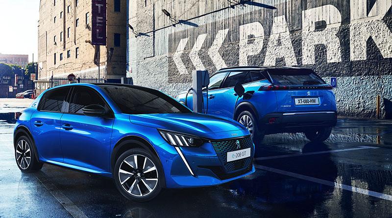 Auto Elettriche 2020 Peugeot