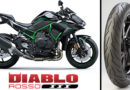 Gomme Moto: Pirelli DIABLO ROSSO 3 per Kawasaki Z H2