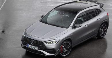 Nuovo Mercedes GLA 45 AMG 2020 – CARATTERISTICHE TECNICHE