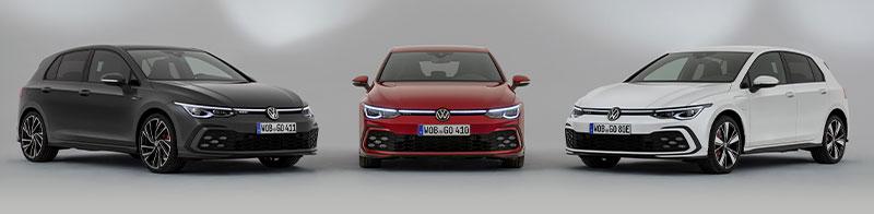 Volkswagen Golf 8 GTI GTD GTE